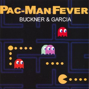 Pac man fever album artwork