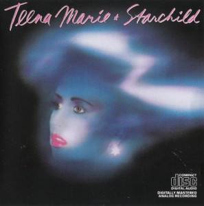 Teena Marie starchild album featuring lovergirl