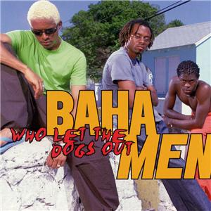 Who Let the Dogs Out by the Baha Men a hip-hop one-hit wonder