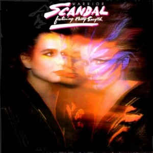 The Warrior by Scandal featured The Warrior, a one-hit wonder from 1984
