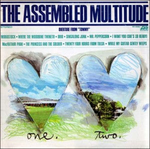 the assembled multitude featured Overture from Tommy, an instrumental one-hit wonder