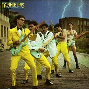 back on the streets by donnie iris features Ah Leah that reached #29 on the Billboard Top 40 in 1980
