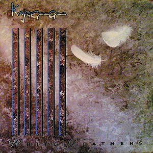 "White Feathers by Kajagoogoo featured ""Too Shy"" a 1983 one-hit wonder"