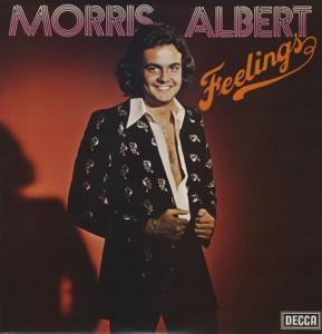 Feelings by Morris Albert is a 1975 one-hit wonder