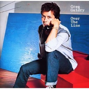Over the line by Greg Guidry featured Goin' Down, a 1982 one-hit wonder