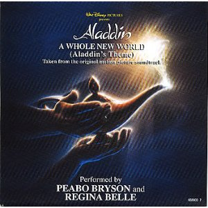 A Whole New World – Regina Belle and Peabo Bryson