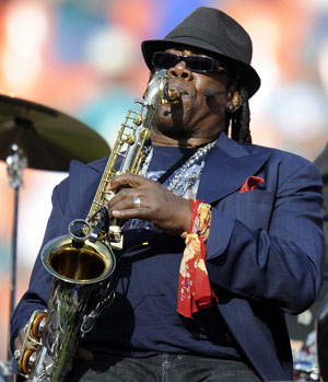 Clarence Clemons, Sax Player for Springsteen, Lady Gaga and One-Hit Wonder, Suffers Stroke