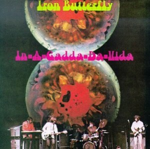 In-a-Gadda-Da-Vida – Iron Butterfly