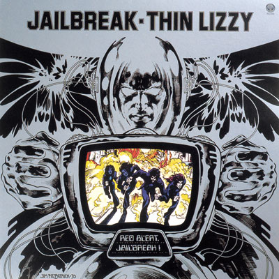 The Boys are Back in Town – Thin Lizzy