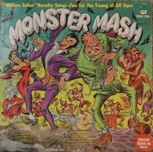 Monster Mash by Bobby Boris Pickett