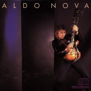 Aldo Nova debut album features Fantasy