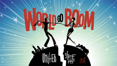 World Go Boom United State of Pop by DJ Earworm