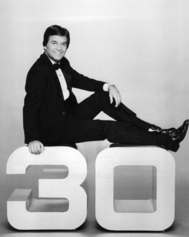 Dick Clark American Bandstand was on TV for 30 years