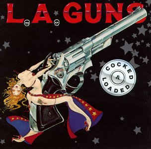 cocked and loaded by LA Guns features the Ballad of Jayne, a one hit wonder