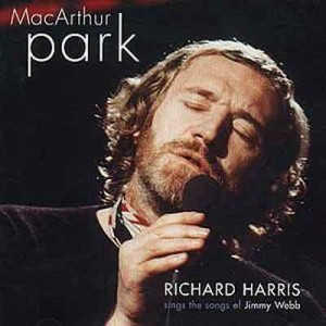 MacArthur Park album cover by Richard Harris
